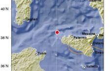 Sicilia: terremoto in mare di fronte a Trapani avvertito dalla popolazione