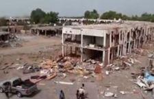 Yemen: terribile strage ad un matrimonio. Un bombardamento uccide 131 persone. Moltissime donne e bambini