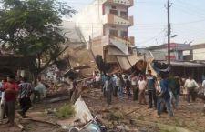 India: sono 82 le vittime di esplosione in albergo ristorante e 35 feriti