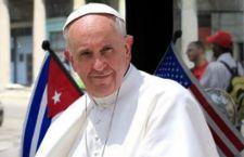 """Il Papa a Cuba sulla via degli Usa: """"che la loro riconciliazione sia esempio al mondo"""""""
