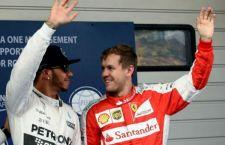 Monza: Ferrari non vince, ma c'é. Vettel secondo dopo Hamilton