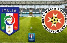 Italia porta a casa uno striminzito 1 a 0 contro Malta con un mani. Una squadra che non sa segnare