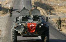 La Turchia invia truppe di terra in Iraq per combattere i curdi