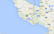 Terremoto in Montenegro proprio sulla costa dell'Adriatico