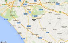 Leggera scossa di terremoto nei pressi di Roma. Magnitudo 2.0