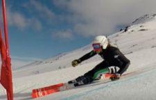 Parte lo sci alla grande per le azzurre. Vince la Brignone lo slalom gigante di Soelden in Austria