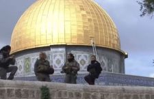 Gerusalemme: Netanyahu vieta ai suoi ministri di andare alla Moschea al-Aqsa