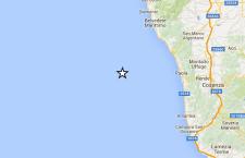 Calabria: terremoto 4.1. Fortunatamente in mare e profondo