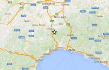 Terremoto 3.2 tra Genova, Savona, Alessandria. Sciame sismico a Catania