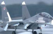 Siria: aereo russo abbattuto. Putin: la Turchia aiuta i terroristi dell'Isis