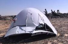 La compagnia russa dell'aereo caduto sul Sinai: fattori esteri. Cioè missile