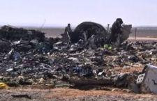 Egitto conferma che Airbus russo caduto è esploso in aria, ma non è ancora certo che si tratti di una bomba