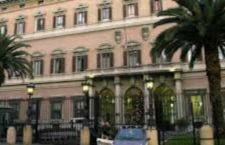 Roma: rientra allarme bomba all'ambasciata americana