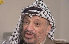 Palestinesi: scoperto assassino di Arafat. Colpa di Israele