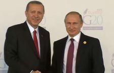 Aereo russo abbattuto. Putin: Turchia lo ha fatto per nascondere i traffici con l'Isis