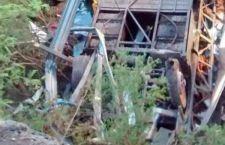 Argentina: più di 40 i poliziotti morti nell'autobus caduto da un ponte
