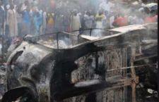 Nigeria: Natale di sangue a causa di uno scoppio di gas. 100 morti