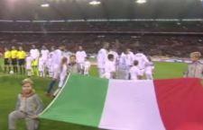 Europei di calcio: Italia trova Belgio, Irlanda e Svezia