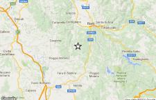 Sabina: terremoto tra Rieti e Roma senza gravi conseguenze