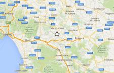 Terremoto in Provincia di Salerno. Avvertito dalla popolazione
