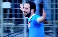 Napoli stravince a Frosinone ed è campione d'inverno. Inter beffata dal Sassuolo