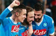 Napoli Campione d'inverno. Arriva la Juve. Beffa per l'Inter