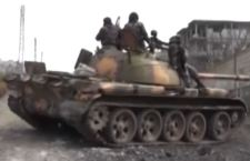Siria: importante successo delle truppe di Damasco. Russia accusata per 63 morti sotto le bombe