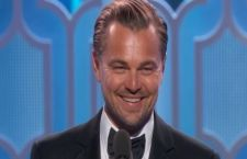 Oscar a Di Caprio. Per la musica a Morricone