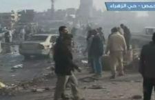 Siria: attacchi contro gli sciiti. Quasi 80 morti tra Damasco e Homs