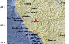 Forte terremoto spaventa la California