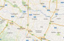 Terremoto in Emilia.Paura, con gente in strada nella notte