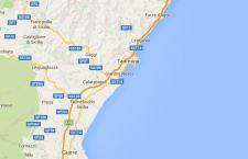 Scosse di terremoto in Sicilia nei pressi di Taormina