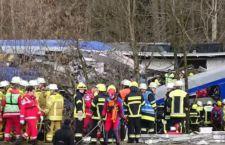 9 i morti per scontro ferroviario in Germania, vicino Monaco