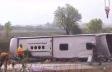 Spagna: bus con studenti Erasmus. Strage: 14 morti e 43 feriti. C'è anche un italiano