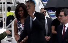Cuba: arrivato Obama per una storica visita