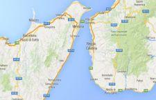 Continuano i terremoti in Calabria.Ultimo magnitudo 3,7