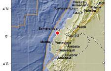 Violentissimo terremoto scuote Ecuador. 7.8 di magnitudo. Sale numero dei morti