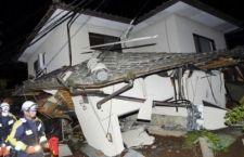 9 morti nel sud del Giappone per il terremoto. 860 feriti
