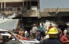 Baghdad: tre attentati con 93 morti e decine di feriti