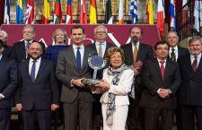 """Festa dell'Europa: a """"Mamma Erasmus"""" il Premio Carlo V"""