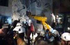 Siria: bombardamenti fanno vittime tra i civili. 27 morti, tra cui 5 bambini