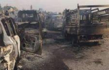 Iraq: grave sconfitta per Isis. 250 morti dopo bombardamento a Falluja