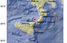 Sicilia: forte terremoto. Troppo profondo per fare danni