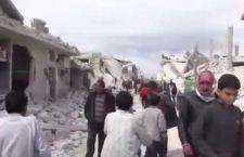 Siria: morti civili per bombardamenti. Anche su ospedale pediatrico