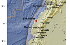 Violentissimo terremoto colpisce nuovamente Ecuador