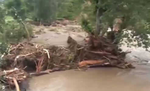 alluvione messico