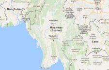 Violento terremoto, 6.8, colpisce il Myanmar