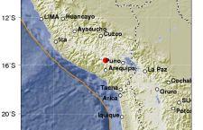 Morti in Perù per un forte terremoto