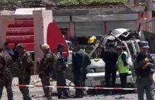 Kabul: duplice attentato dei talebani fa 24 morti