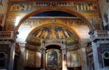 Roma: vandalo distrugge due statue in Santa Prassede